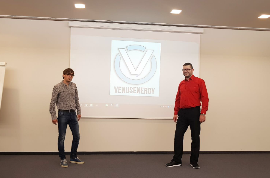 Taking a step towards a cleaner world with the VenusEnergy project
