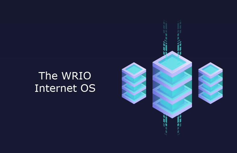 WRIO Internet OS A blockchain-powered user-centric Web 3.0 platform