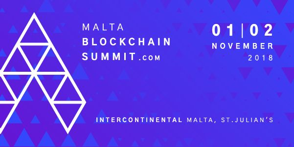 Malta Blockchain Summit november