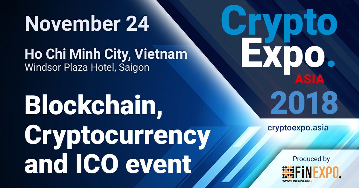 CryptoExpoVietnam