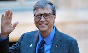 Billionaire Bill Gates turned to be cryptocurrencies fan