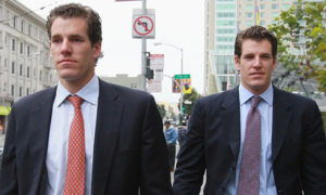 Winklevoss extended their services to US sanctioned countries?