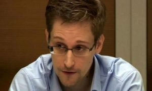 "Snowden: Bitcoin is the first ""free"" money"