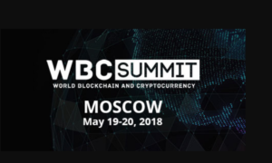 WORLD BLOCKCHAIN AND CRYPTOCURRENCY SUMMIT 2019 TAKES PLACE IN MOSCOW